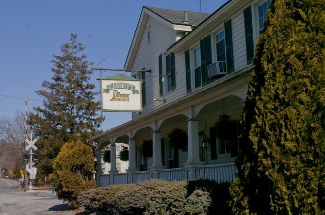 Carney's Tavern is set to close on Saturday, Oct. 20, with an open house celebration and live entertainment. The closing is to come on the community landmark's 30th anniversary.