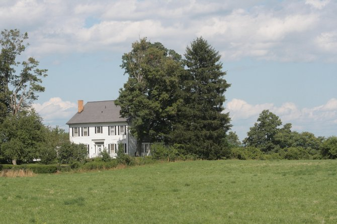 The Cappiello home and farmstead in Ballston has been a landmark in the town for half a century. The town had the opportunity to purchase the land and home, but was unable to move forward in the decision at a meeting held on the evening of Wed., Sept. 26. The property has been sold as of Friday, Sept. 28 for $2.7 million.