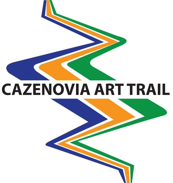The first annual open studio Art Trail will be held Oct. 6 and Oct. 13 at locations around Cazenovia and New Woodstock. Visit art-trail.org to learn more.
