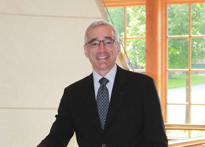 Adirondack Museum Executive Director David Kahn