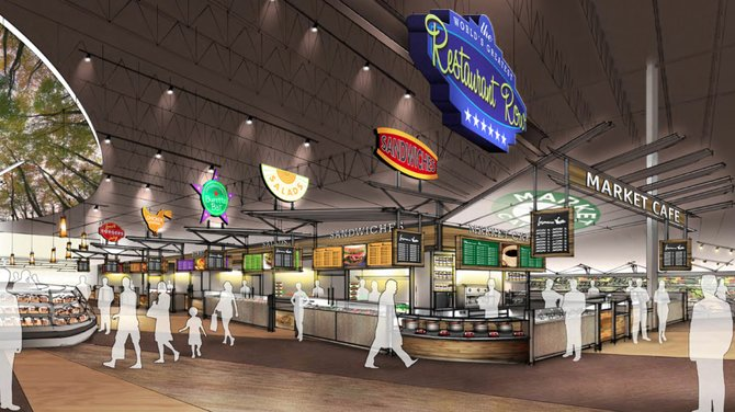 Price Chopper Supermarkets announced its plan to build a new concept store on the Latham Super Center on Route 9 that will feature fresh, made-to-order food services along with major renovations.