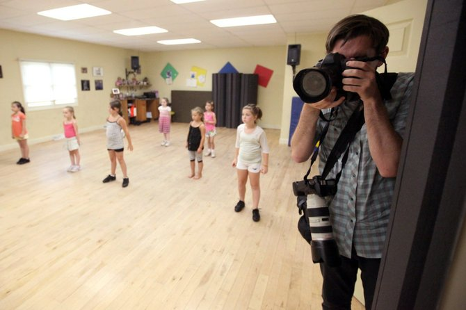"Patrick Dodson's passion for photography not only helps him make a living, but changes his view of the world. ""I'm really inspired by the stories that happen in our own backyards,"" he said."