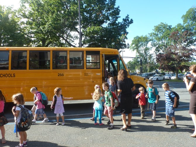 As part of a cost-saving measure to consolidate bus stops, the Bethlehem Central School District saved at least an additional $350,000 that was unexpected.