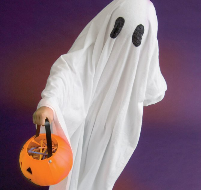 Halloween milestones represent a child's growing independence.