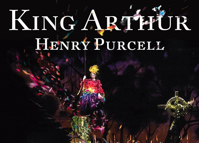 """King Arthur"", an opera by the English baroque composer Henry Purcell, with spoken narration by Andrew Massey, will make its Vermont debut in Burlington, Sunday, Nov, 18, 4 p.m., at St. Paul's Episcopal Cathedral, located at 2 Cherry St."