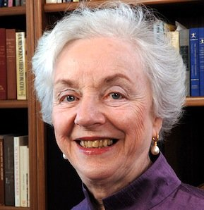 Former Vermont Gov. Madeleine Kunin (D).