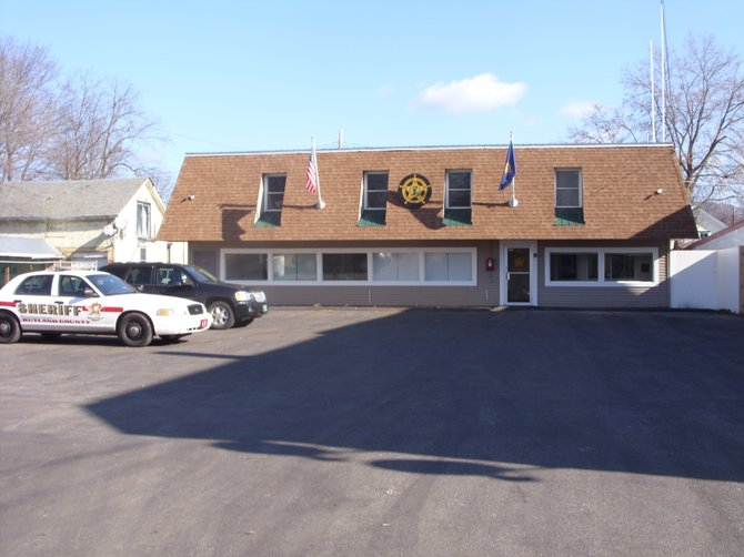 The new Rutland County Sheriff's Office opened for its first full week of service at 88 Grove St. in Rutland Nov. 12