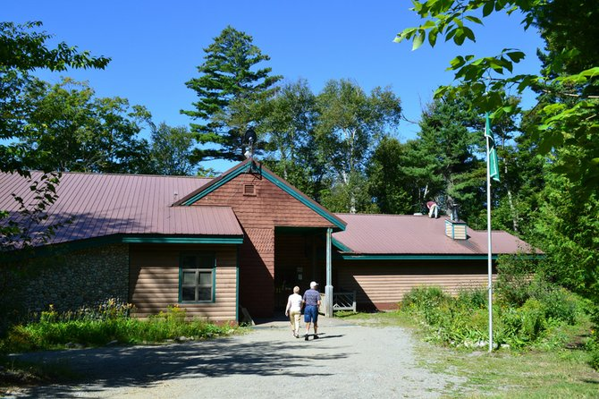 Adirondack Interpretive Center, Route 28N, Newcomb
