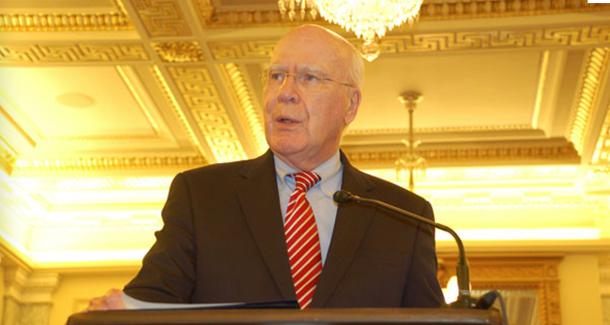 U.S. Sen. Patrick Leahy (D)