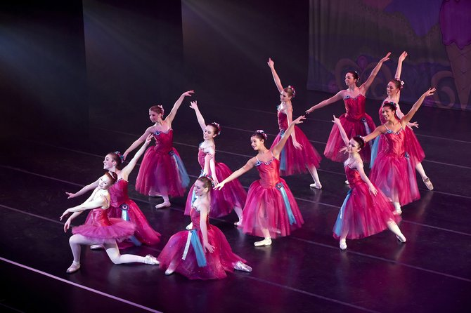 "For the 25th year, the Northeast Ballet Company will present ""The Nutcracker"" at Proctors this holiday season. Performances are Saturday and Sunday, Dec. 8 and 9."