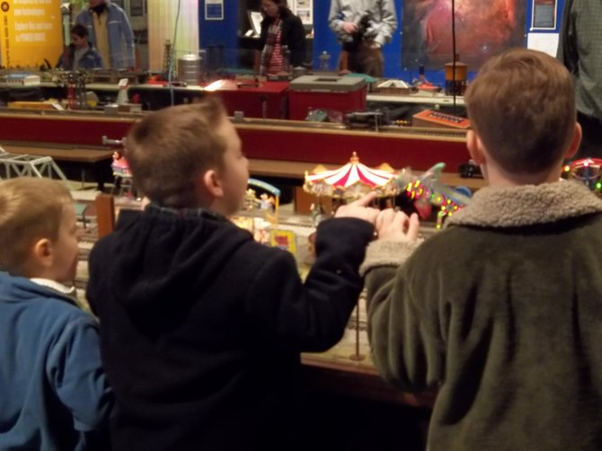 The model train exhibit at miSci brings families together during the holidays. This year, the exhibit will begin Saturday, Dec. 8.