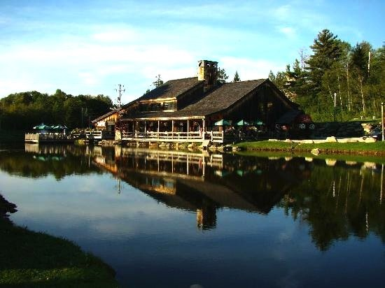 Foundry at Summit Pond in Killington.