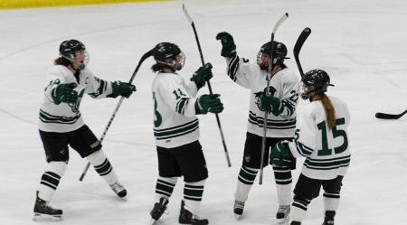 There's good news for fans of Spartan hockey this season. PEGTV, Rutland County's public access television station, will broadcast all Castleton State College's home games live—including men's and women's Spartan teams—on channel 20 on cable-T.V.
