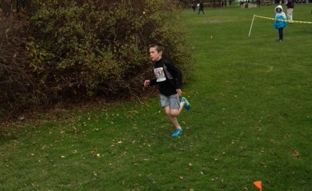 A young runner with ties to Ticonderoga will compete for a national championship Dec. 8 in Albuquerque, N.M. Ryan Bush, age 8, will run in the USATrack and Field National Junior Olympic Cross Country Championships.