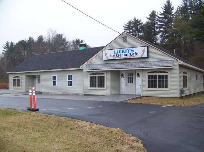 Warren County officials are now considering establishing a new tourism Information center on Rte. 9  north of Northway Exit 20.  This vacant building, beside Orvis Factory outlet on the west side of Rte 9, was named as a potential site for the center.  The entire county tourism department would be moved to the new location, to free up space at the county Municipal Center for the court system which needs more room.