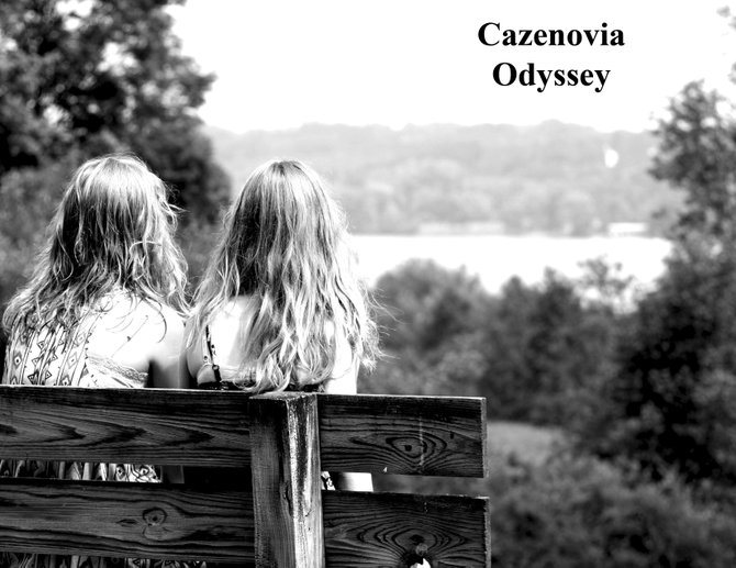 The Cazenovia Odyssey Club, which was founded in 2010, is a group of high school students who wish to highlight the importance of art by distributing local students' work and creative writings.