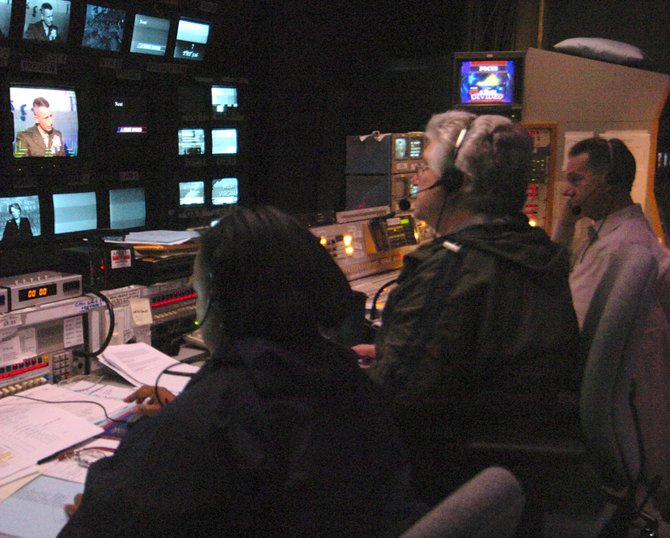 PEGTV, Rutland County's public access television station, invites the public to stop by the T.V. studio, or reserve a time, to record a seasonal greeting to be aired on T.V. throughout the upcoming holiday season.
