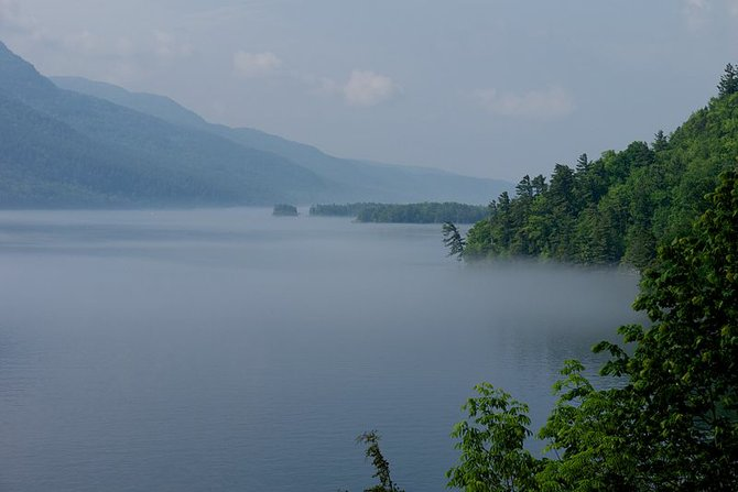 The Lake George Land Conservancy is selling an 8-acre plot with 350 feet of lakeshore in the town of Putnam. The sale is part of the conservancy's efforts to protect land along the lake.
