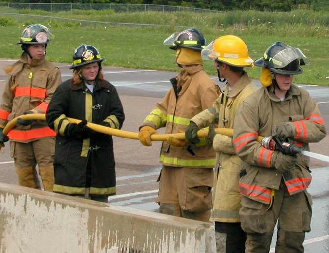 Vermont Fire Cadet Academy, a weeklong, intensive summer program for youth ages 14 to 17, has selected Vermont Technical College as its new location for 2013.