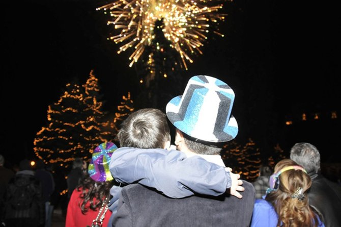 Saratoga Spring's First Night celebration returns for the 17th year on Dec. 31, and, yes, fireworks will be part of the fun.