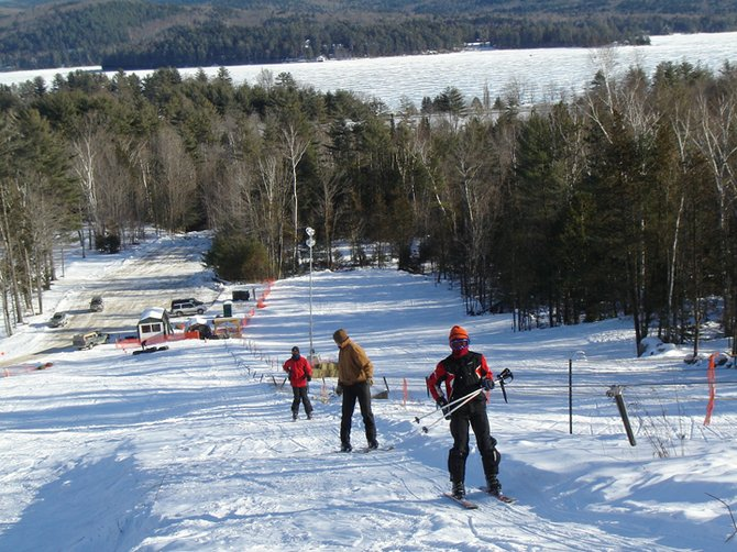 The Schroon Lake Ski Hill will open Dec. 29 with a new generator to carry skiers up the hill and warm them. The $30,000 generator cost the town $250.