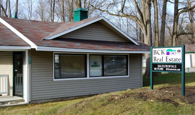 BCK Real Estate has eight Vermont locations. The LOCAL BCK Real Estate office is located at 1635 Vermont Route 4.