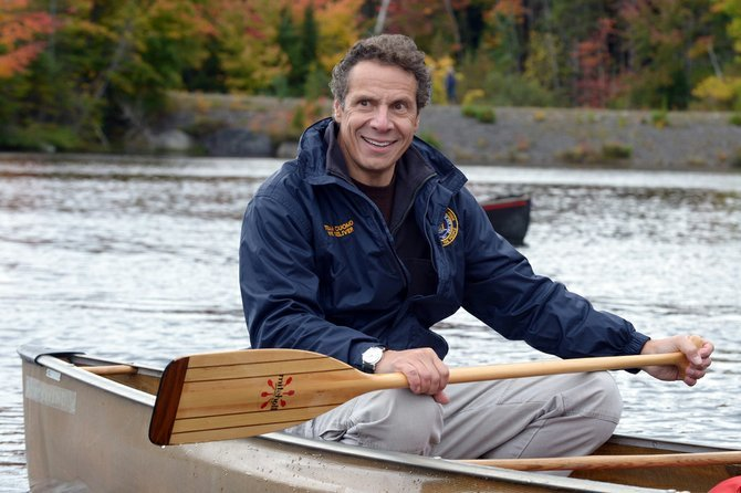 New York Gov. Andrew Cuomo