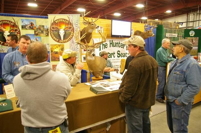 The 20th Yankee Sportsman's Classic Show—and the great American spirit of frontiersman Hugh Glass, along with every other outdoorsman to follow in his footsteps, will be celebrated, Jan. 18-20, at the Miller Expo Center in Essex Junction.