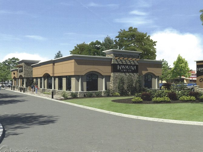 Hannoush Jewelers, at 112 Wolf Road in Albany, was nominated for the Redevelopment Award.