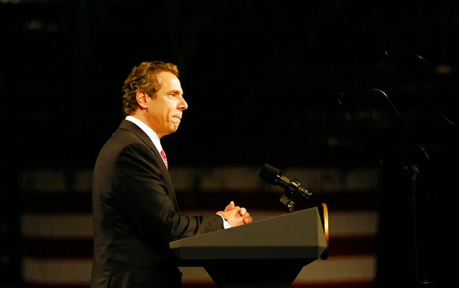 Gov. Andrew Cuomo