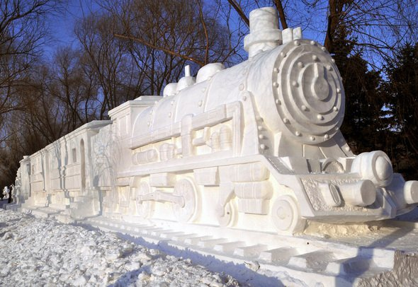 Snow artists are being sought in Schroon Lake. Participants are wanted to take part in a snow sculpture contest. The contest is part of the inaugural Winterevent, a series of activities in the community Feb. 15 through March 17.