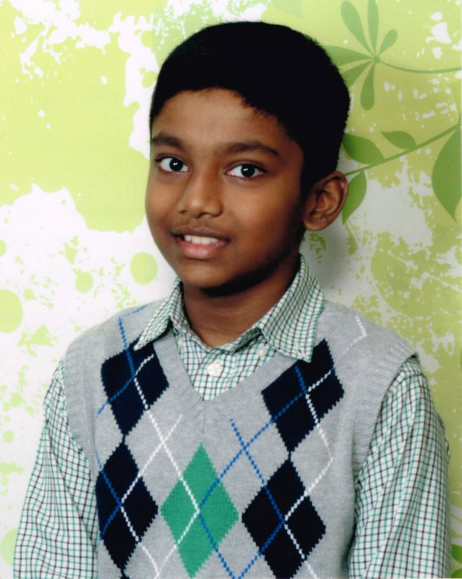 "Come April, 9-year-old Shashaank Narayanan will take his one of his compositions, ""Mystery Cave,"" to the Young Composer Concert in Hartford, Conn., where his piece will be performed as the winning entry in the National Association for Music Education (NAfME) Eastern Division Young Composers Contest."