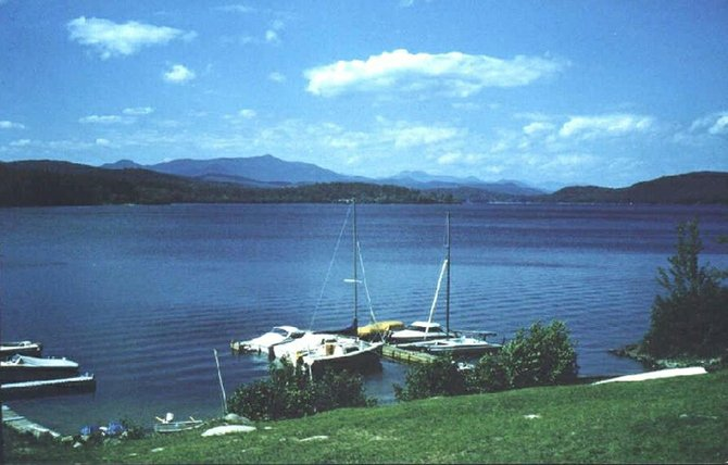 The Schroon Lake Association was founded more than a century ago in response to a threat to the lake's very existence. The group is now led by Mark Granger, its new president.