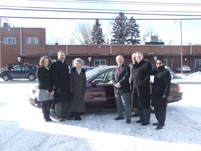 Senior Services of Albany received a 2001 Mercury Sable from a Colonie Senior Service Center resident to use for the Meals on Wheels program.