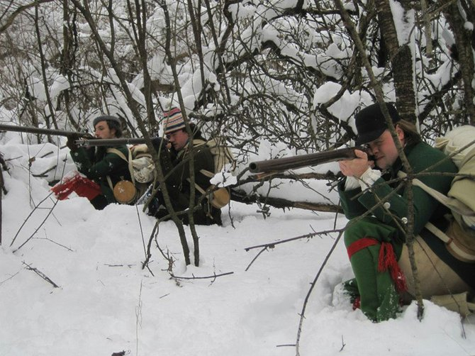"One of the most famous battles in military history will be re-enacted at Fort Ticonderoga this winter. ""The Battle on Snowshoes"" will be held as a living history event Saturday, Feb. 23, 10 a.m. to 4 p.m. at the fort."