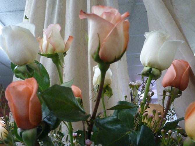 Red roses are still a Valentine's Day staple, but more people are moving away from an all-rose bouquet when it comes to picking out flowers for their sweethearts.