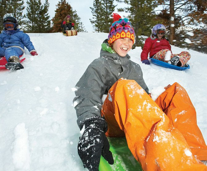 Snow days don't have to be restless mornings and afternoons spent locked indoors. There are many different and fun ways to pass the hours.