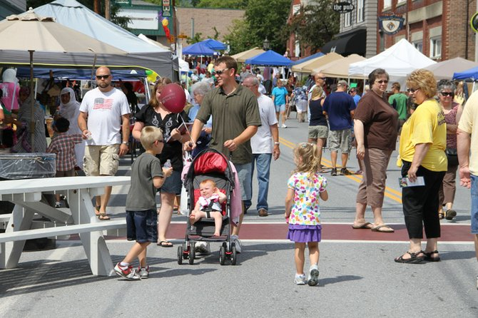 StreetFest is months away, but plans are being developed for the fifth annual event.