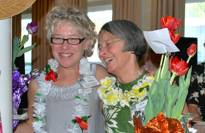 Aloha! Chairwomen Peg Myhre and Liane Barrera will coordnate the annual Hospice Volunteer Services and Addison County Home Health &amp; Hospices Hawaiian Vacation Raffle fundraising event. The purchase of a raffle ticket enters you into a drawing for a vacation in Hawaii, and gains entrance to a festive reception to be held, March 16, at the Middlebury Inn. You don&#39;t have to be a Middlebury resident to enter.
