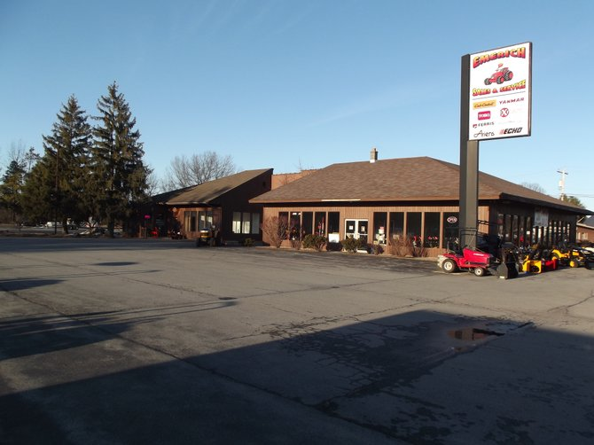 Emerich Sales & Service has stores in Charlton and Fort Edward.
