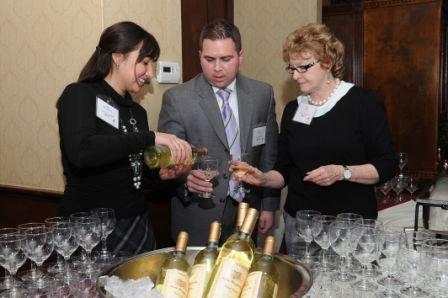 The annual  &quot;Warmth of Wine&quot; benefit, held on Thursday, Feb. 28, this year, is a nonprofit program that raises money for Colonie seniors to help with their heating bills. 