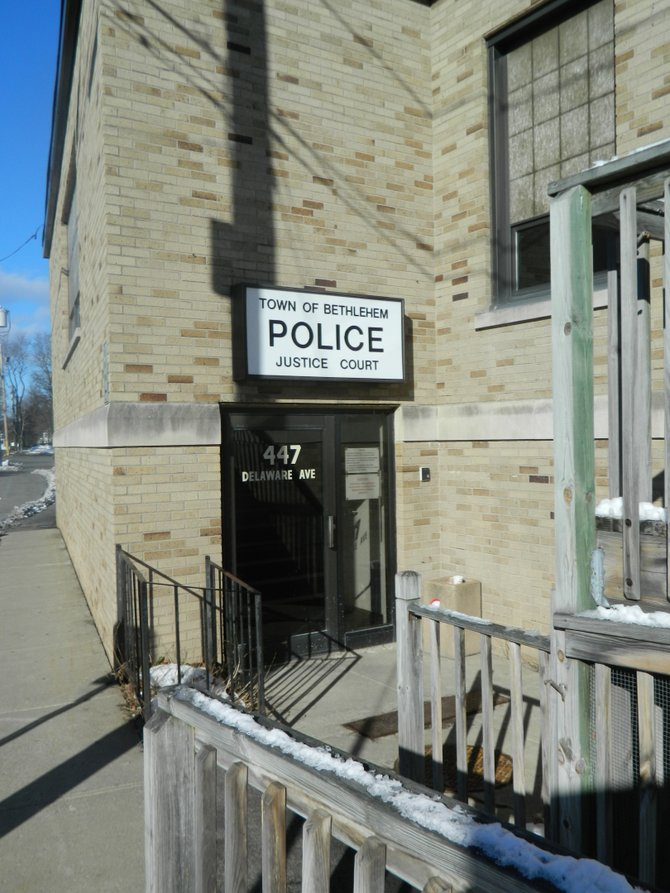 Bethlehem Police Department.