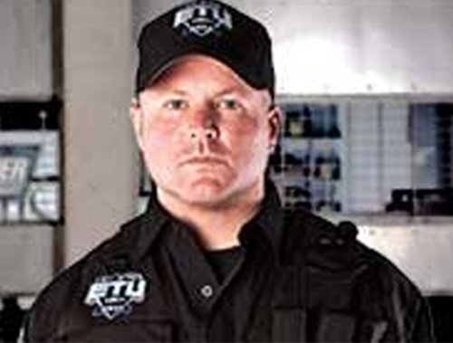 Madison County SWAT Officer Lance Zaleski