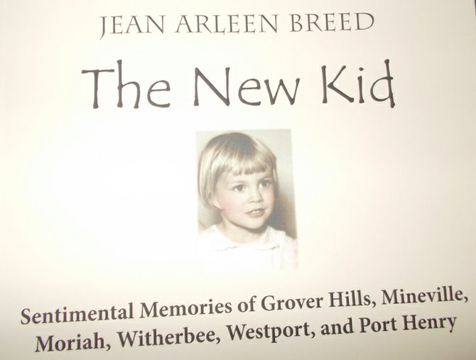 "A Crown Point author has drawn on her experiences as a child to pen a book. Jean Arleen Breed has written ""The New Kid,"" her fourth book."