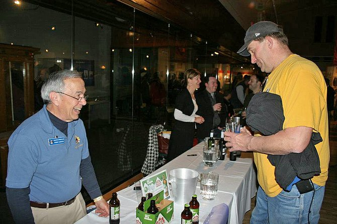 The second Night at the Brewseum will take place at the New York State Military Museum in Saratoga Springs on Friday, March 22.