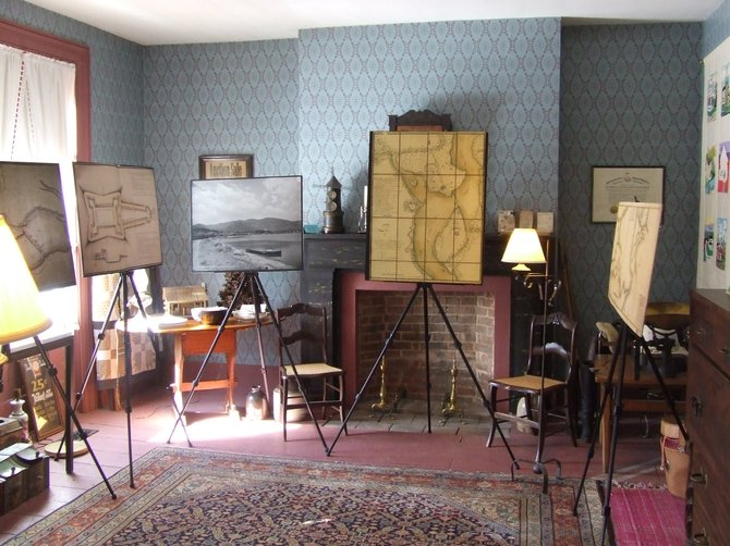 "The ""Rare Historic Colonial Maps Exhibit"" will run through May 5 at both the Pruyn House, at 207 Old Niskayuna Road in Latham, and King's Place, at 27 North Swan St. in Albany. Admission is free. There will be an official opening for the exhibit at the Pruyn House on Saturday, April 6, at 2 p.m."