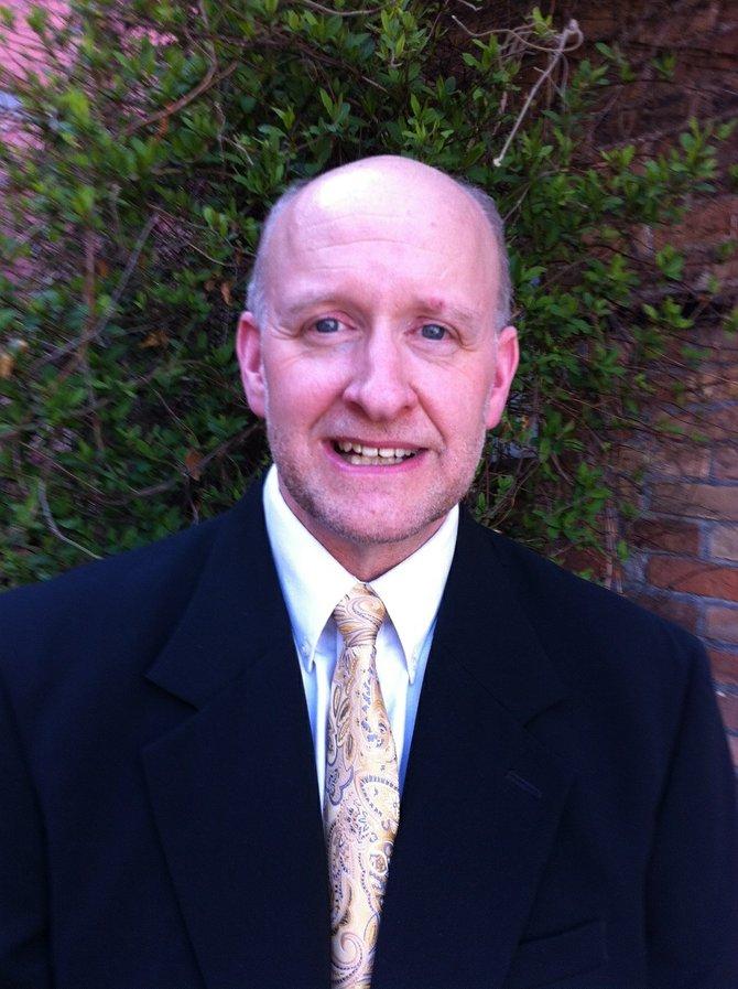 School board candidate Tom Lambdin.