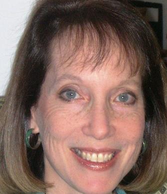 School board candidate Margaret Usdansky Niebuhr.