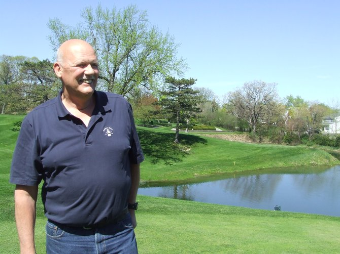 After almost 50 years of working in the golf maintenance business and 42 years on the greens at Albany's Wolferts Roost Country Club, Bill Stevens stepped off the grass to retire this past April.