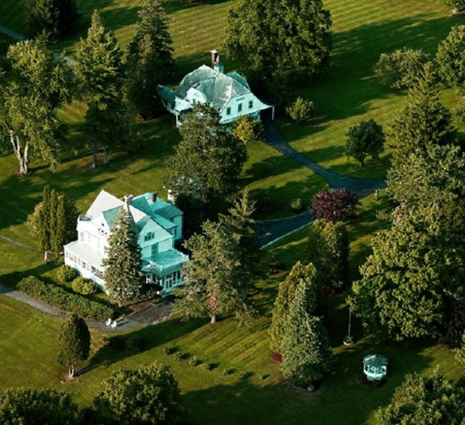 The Jephson Estate